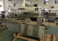 Horizontal Automatic Carton Packing Machine 380v / 220v 50hz 0.75kw