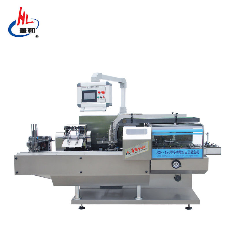 Pharmaceutical Carton Box Packaging Machine Medicine Blisters Cartoning machine